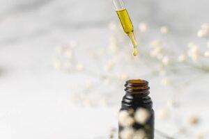 CBD olej jak stosować